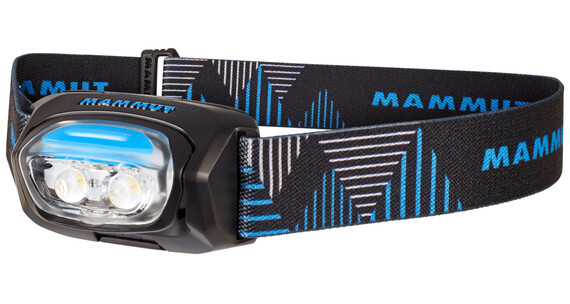 Mammut T-Base Headlamp black